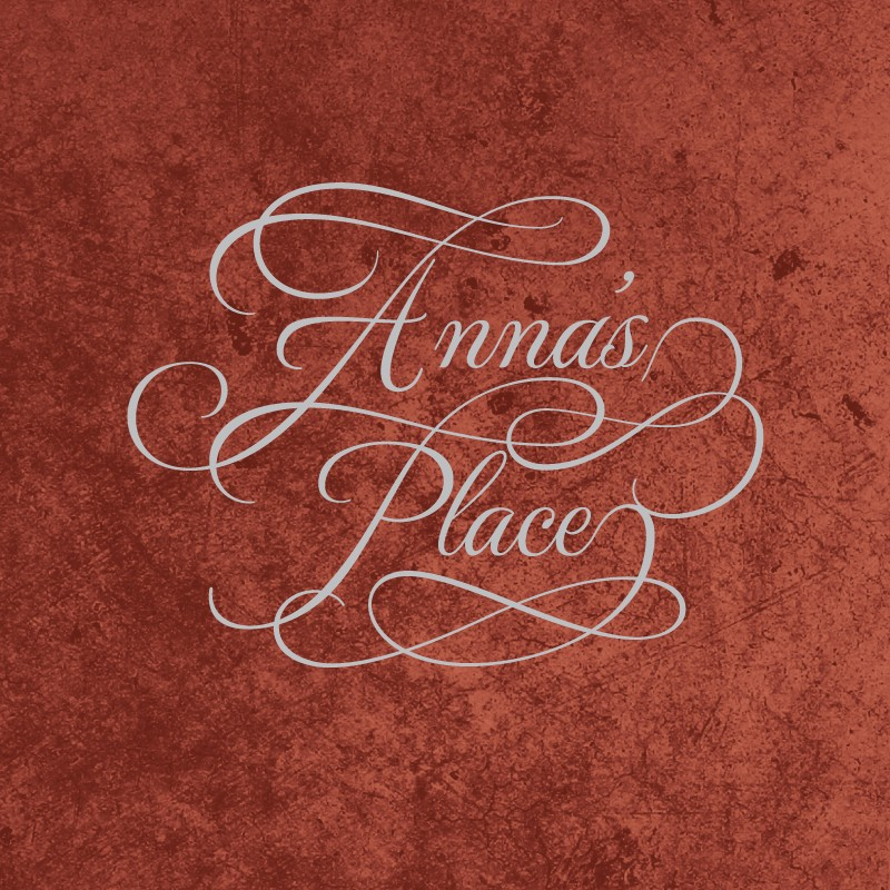 Adam Red | Anna's Place Logo