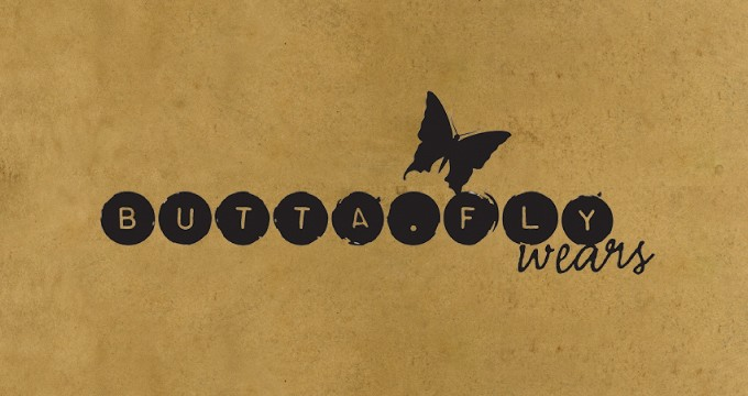 Adam Red | Butta.Fly Wears Logo