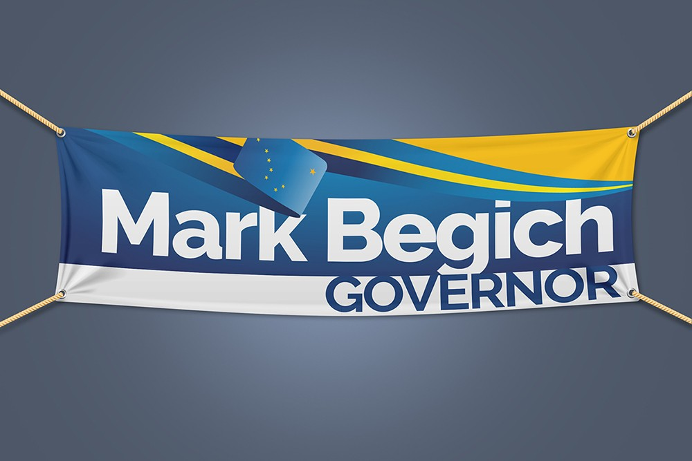 Adam Red | Mark Begich for Governor