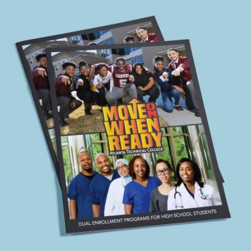 Adam Red | Atlanta Technical College MOWR Brochure