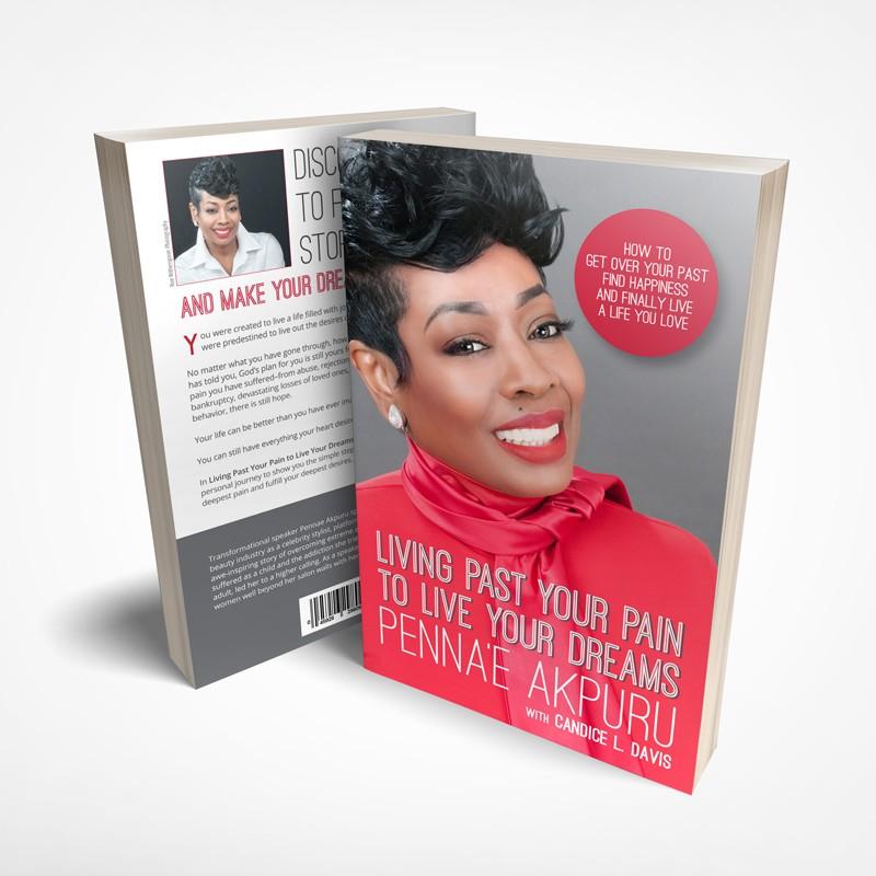Adam Red | Penna'e Akpuru Book Cover