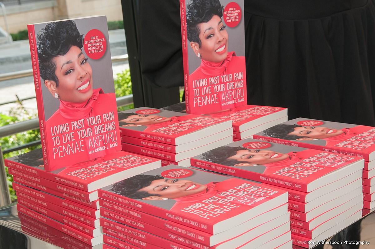 Adam Red | Penna'e Akpuru Book Release Branding Example