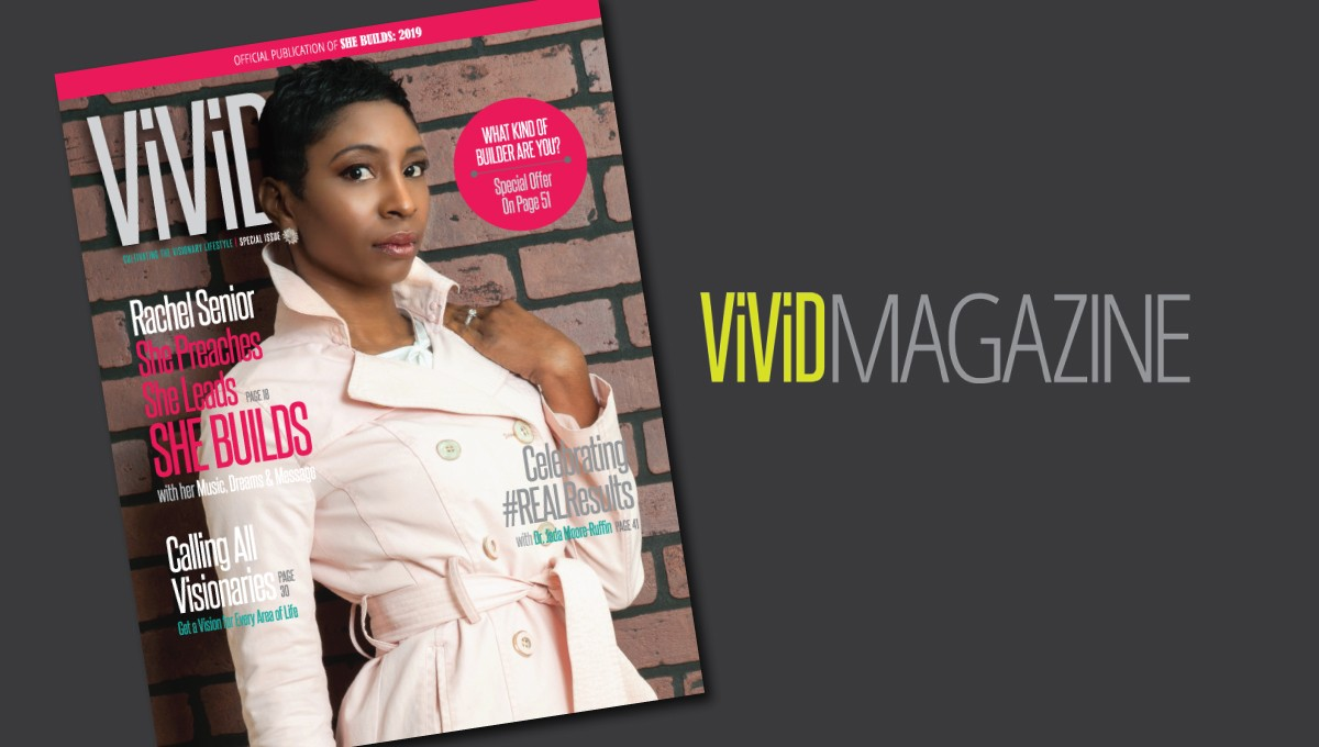 Vivid Magazine | She Builds Conference Special Edition